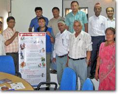 PSMC poster presentation